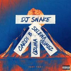 DJ Snake feat Selena Gomez, Ozuna & Cardi B - Taki Taki  ft. Cardi B