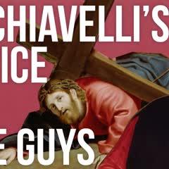 machiavelli and plato