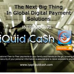 iYap Liquie Cash Rise Ad