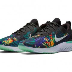 Nike's Odyssey React Sneakers are Adorned in Colorful Floral Prints