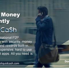 iYap Liquie Cash Mobile Man Ad
