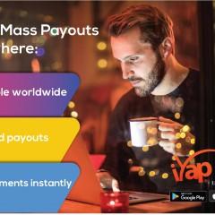 iYap Send Mass payouts
