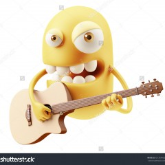 guitarrist-singer-emoji-cartoon