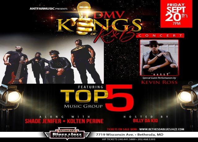 DMV Kings of R&B