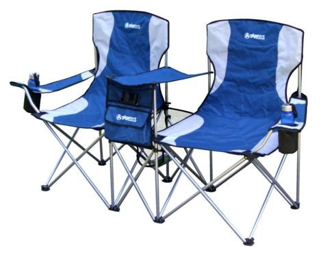 Sit Side by Side Folding Chair