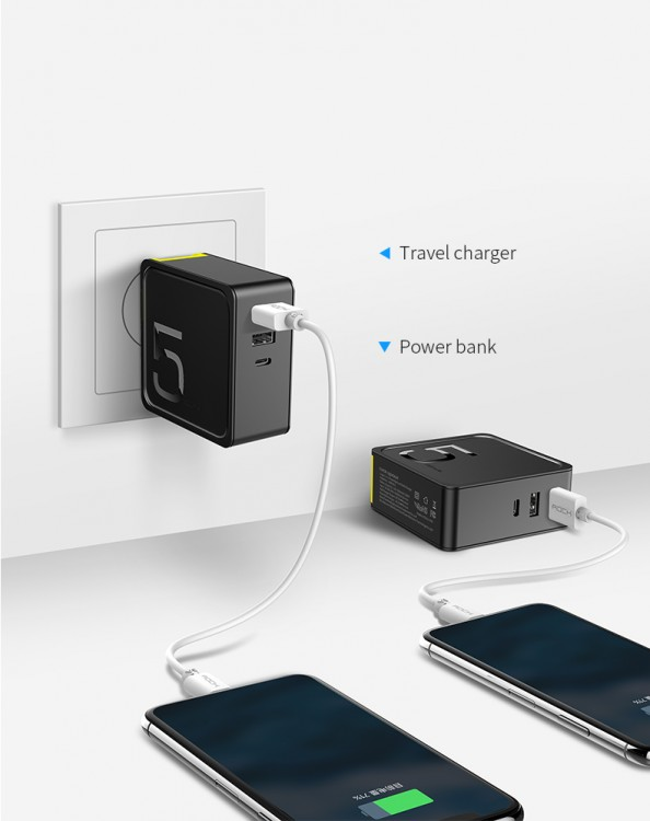 2 in1 charger plus Power Bank