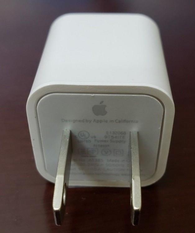 Original Apple USB Power Adapter (A1385)