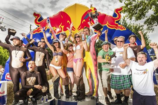 Red Bull Soap Race