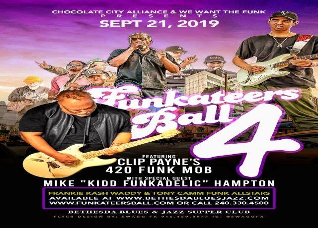 Funkateers Ball 2019
