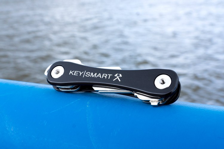 KeySmart Rugged // Black