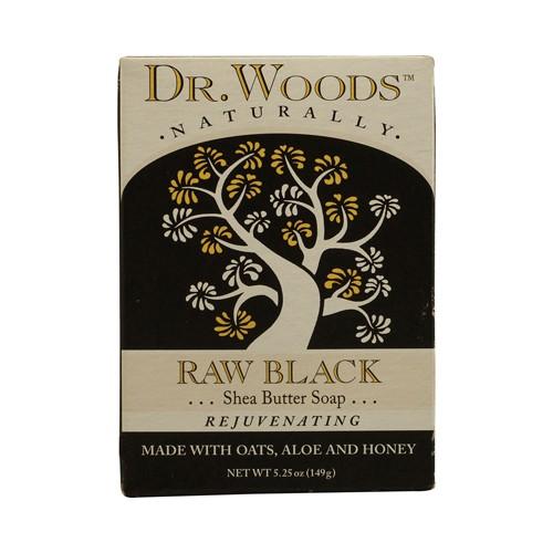 Bar Soap Raw Black