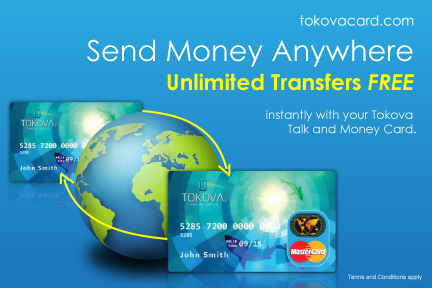 Send FREE International Money Transfer