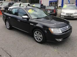 09 Ford Taurus $1750 Down