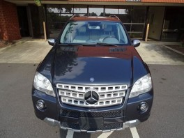 2010 Mercedes-Benz ML 550