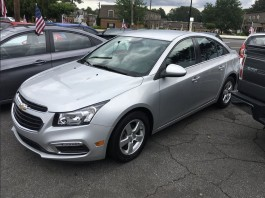 15 Chevrolet Cruze $3500 Down