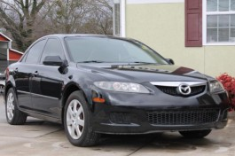 2006 Mazda MAZDA6 i Sports Sedan Sport