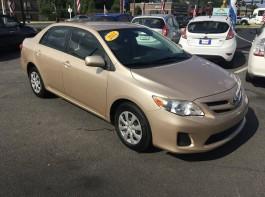 11 Toyota Corolla $2000 Down