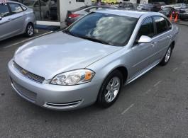15 Chevrolet Impala $2500 Down