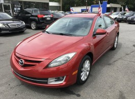 11 Mazda 6 I $2000 Down