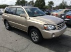 05 Toyota Highlander $2200 Down