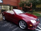 2008 Mercedes-Benz CLK550 5.5L