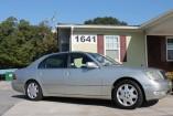 2001 Lexus LS 430 Sedan